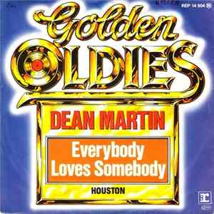Dean Martin - Everybody Loves Somebody / Houston Album